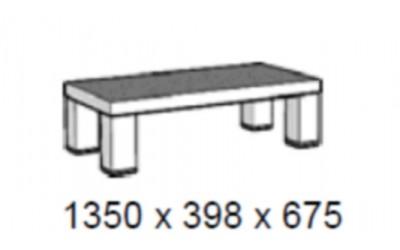 Table de salon Kwadro 170,00 €
