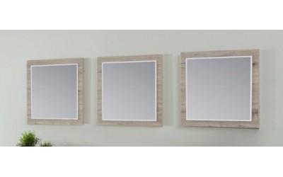 Miroir carré Kwadro