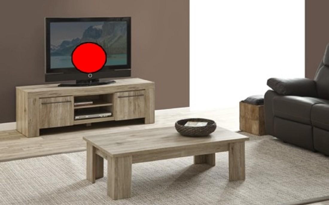 meuble tv elba promo meubles. Black Bedroom Furniture Sets. Home Design Ideas