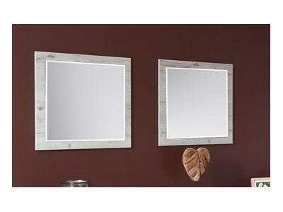 Miroir carré Kora