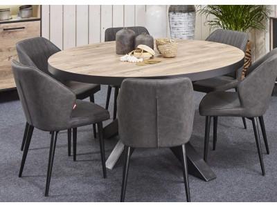 Table de salle à manger Ronde Perugia 486,00 €