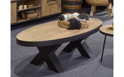 Table de salon Ovale lovina