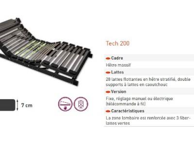 Sommier Tech 200 129,00 €