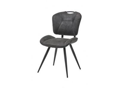 Chaise 1908 microfibres gris 89,00 €