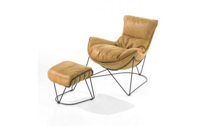 Pouf fauteuil Sunday