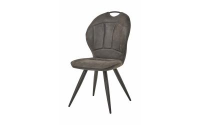 Chaise 1911 Tissu Anthracite