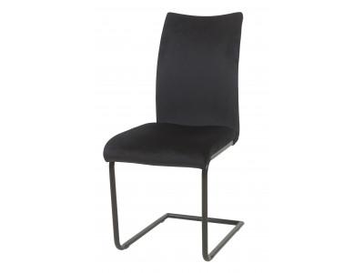 Chaise 2007 Velours Noir 58,00 €