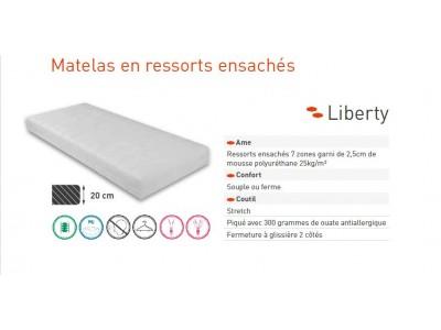 Matelas Liberty