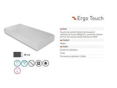 Matelas Ergo Touch 359,00 €