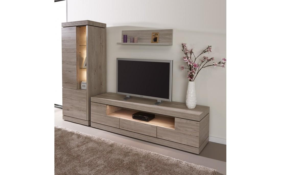 meuble tv etna promo meubles. Black Bedroom Furniture Sets. Home Design Ideas