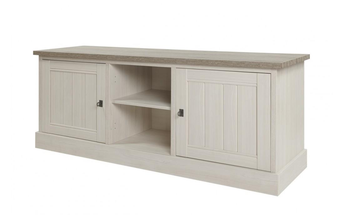 meuble tv york promo meubles. Black Bedroom Furniture Sets. Home Design Ideas