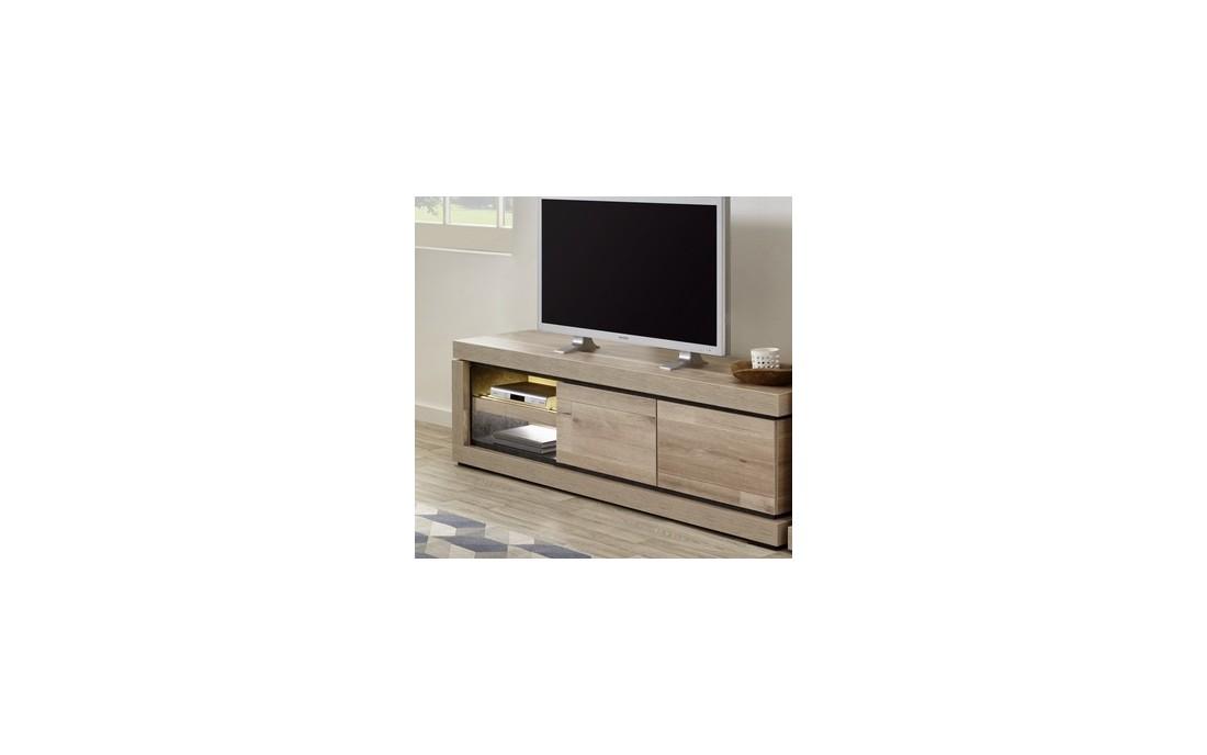 meuble tv pisa promo meubles. Black Bedroom Furniture Sets. Home Design Ideas